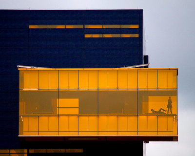 A Colorful View - Guthrie Theatre in Minneapolis, MN