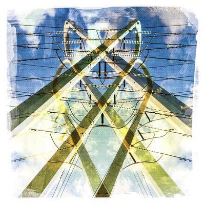 Power of Love - Boom Island, Minneapolis iPhone Photo Art - Hipstamatic